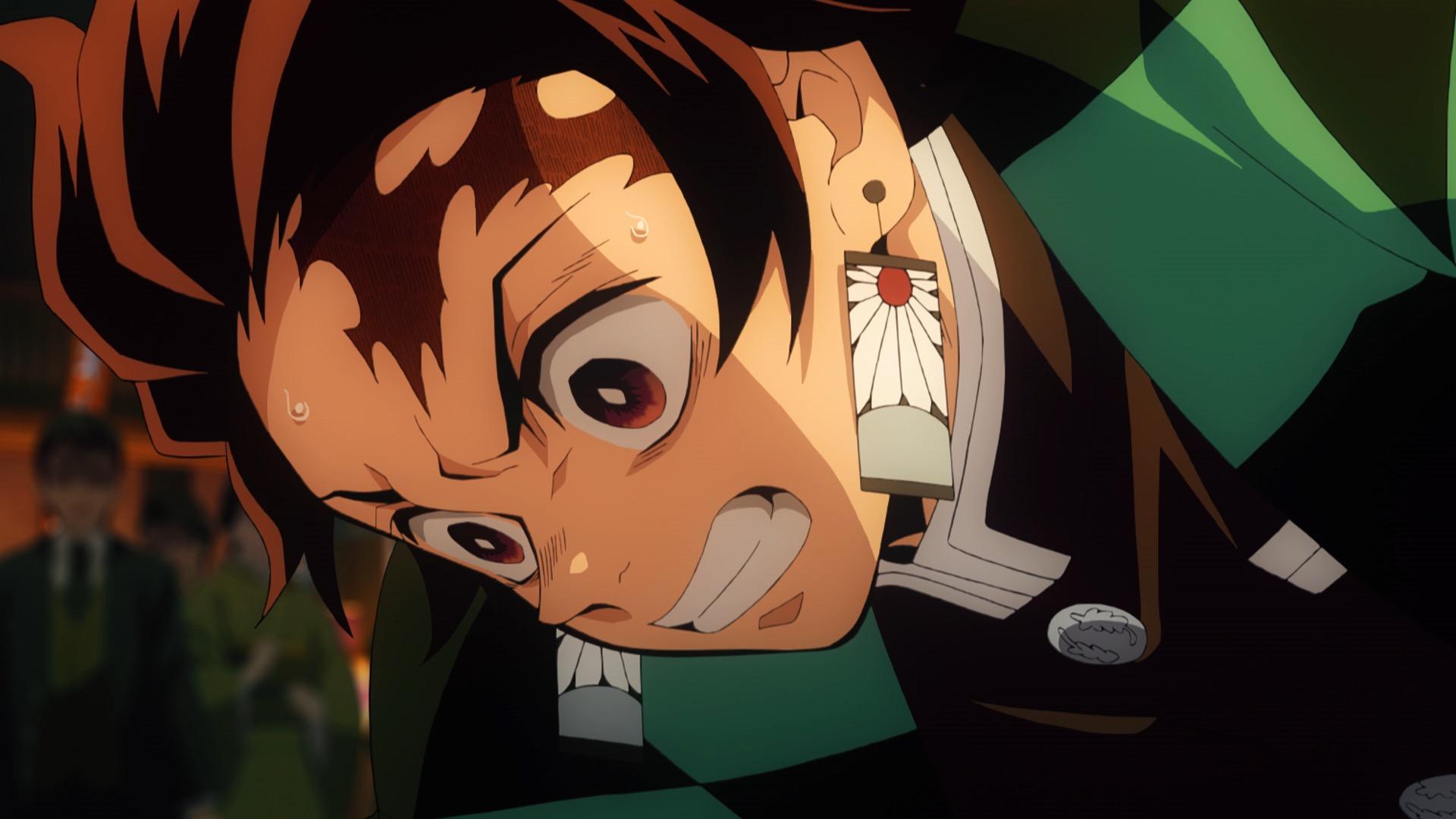 Tvアニメ 鬼滅の刃 第八話 幻惑の血の香り のあらすじ 場面カット